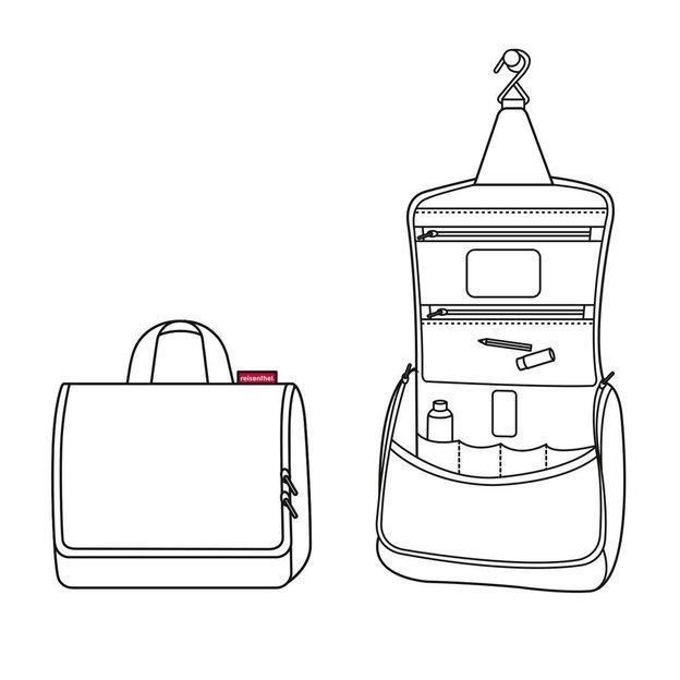 Reisenthel Toiletbag Graphite