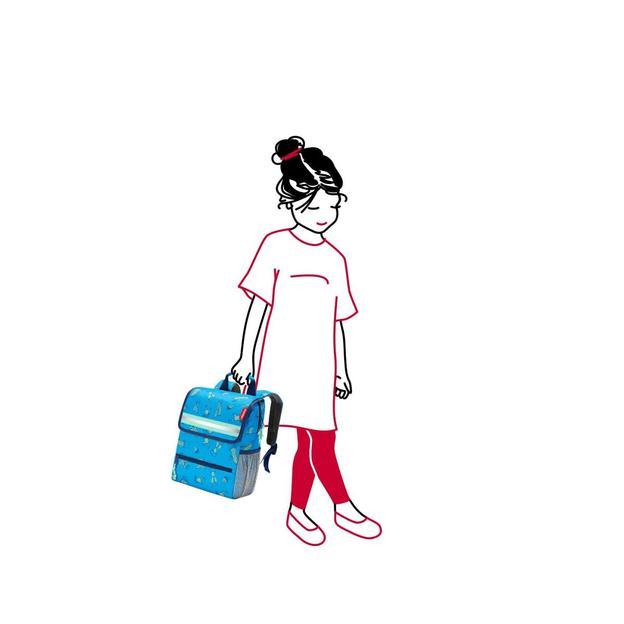 Reisenthel Schulrucksack für Kinder Blau