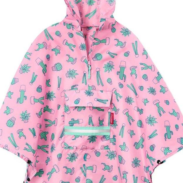 Reisenthel Poncho mini/maxi für Kinder Pink