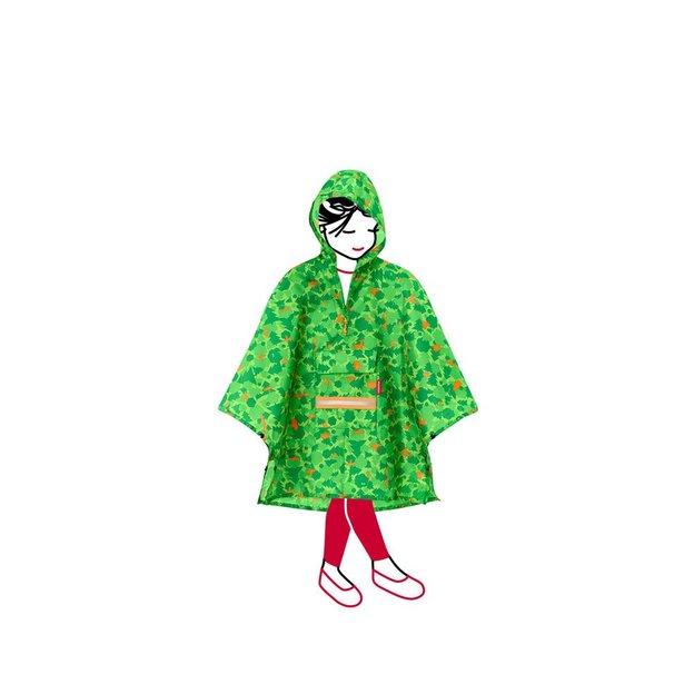 Reisenthel Poncho mini/maxi für Kinder Grün