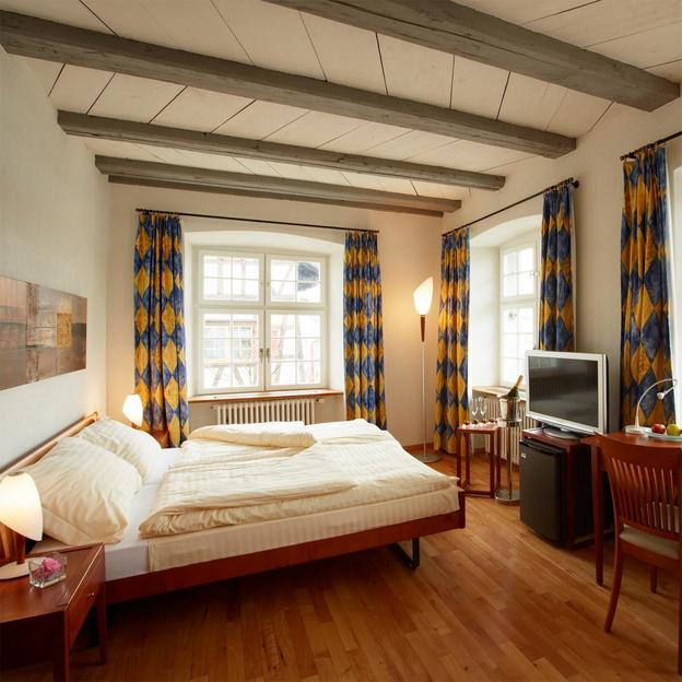 1 nuit pour deux au Restaurant-Hôtel de charme Römerhof