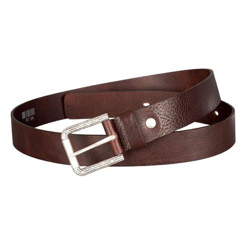 Image of 0714 Gürtel mit Rollschliesse braun 100cm
