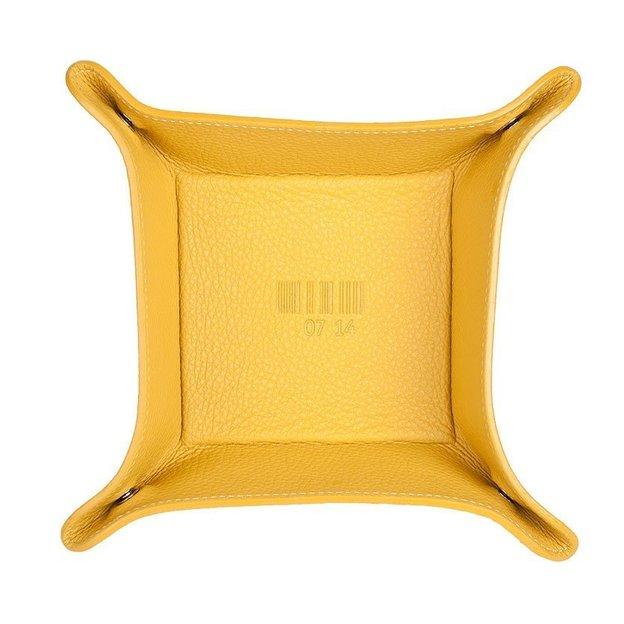 0714 Taschenleerer gelb
