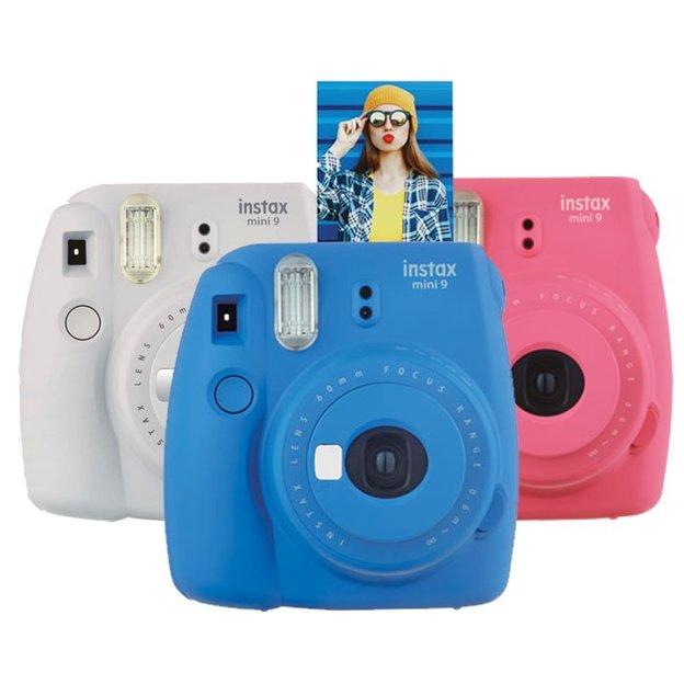 Fujifilm Instax Mini 9 mit Selfie-Spiegel