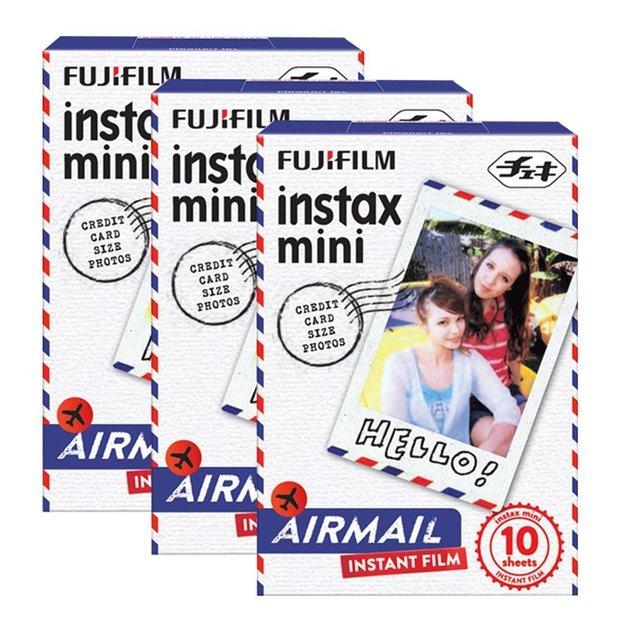 Appareil photo instantané Fujifilm Instax Mini 9 avec miroir à selfie