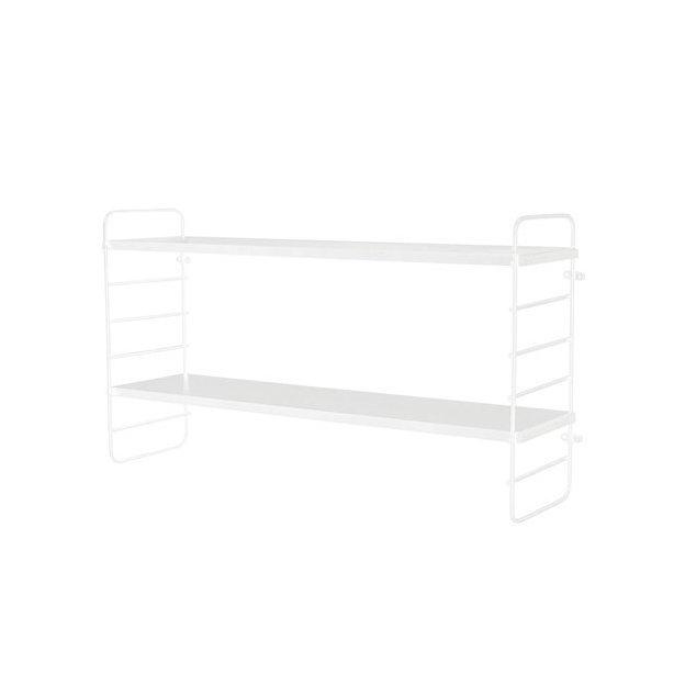 etag re murale design scandinave blanche. Black Bedroom Furniture Sets. Home Design Ideas