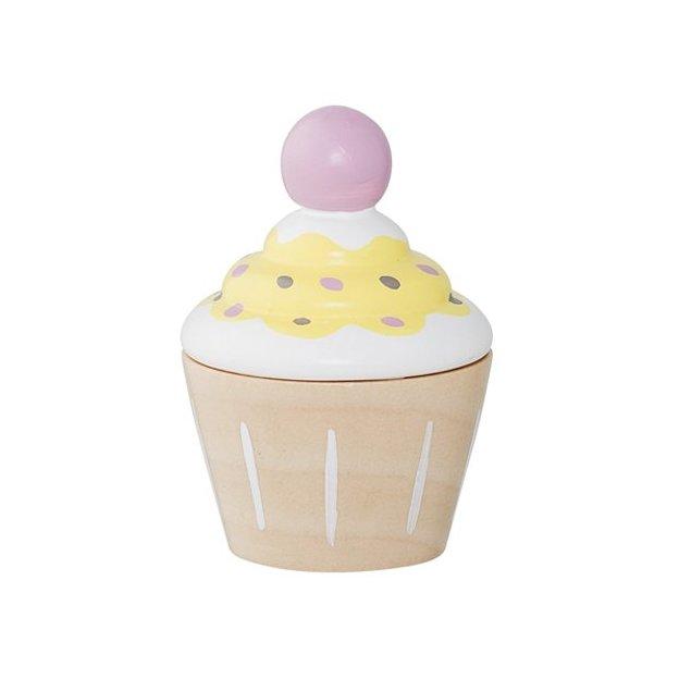Bloomingville Spielset Cupcake & Tee Holz 8-tlg
