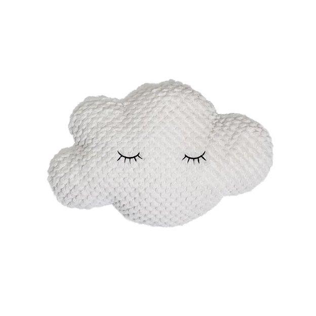 Wolkenkissen mit Wimpern