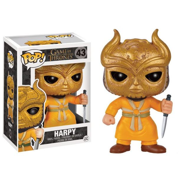 Game of Thrones POP! Vinyl Figur Harpy 9 cm