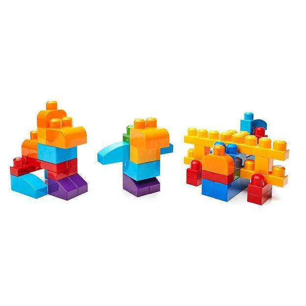 Grand sac de blocs de construction Fisher-Price – 80 pièces