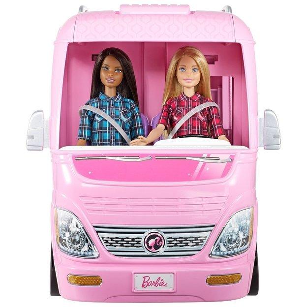 Barbie Super Abenteuer-Camper