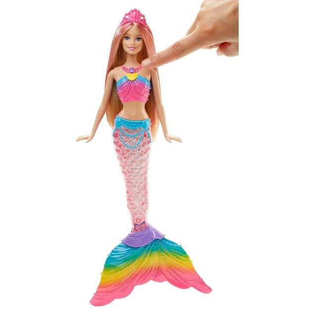 Barbie Regenbogen-Meerjungfrau