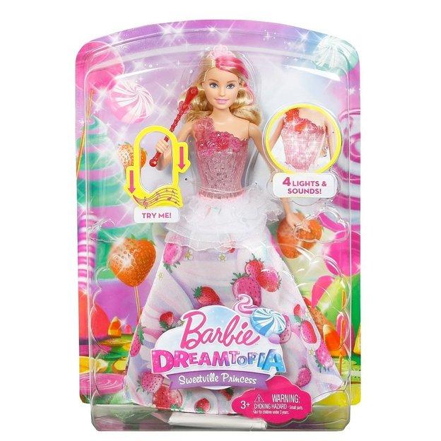 Barbie Bonbon Licht & Musik Prinzessin