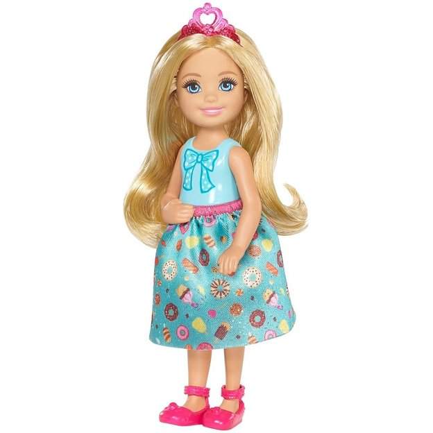 Barbie Bonbon Prinzessin und Chelsea Teezeit-Spielset