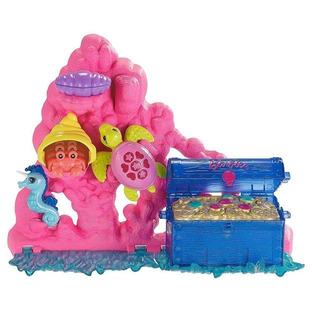 Barbie Magie der Delfine Unterwasser-Spielset