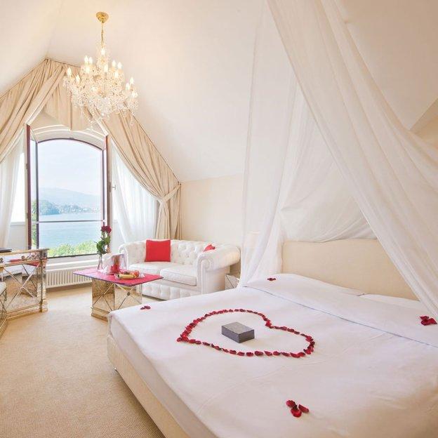 Séjour romantique à l'Hotel Seeburg