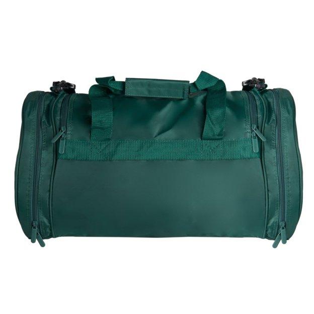 Personalisierbare Sporttasche 32 L. grün