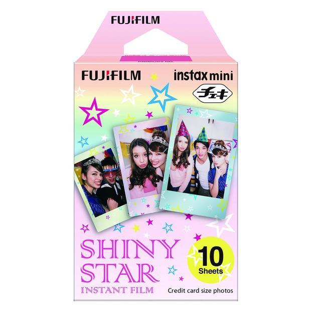 Instax Color Mini Star - 10er Film