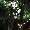 Sirius LED Lichterkette Lucas Start transparent