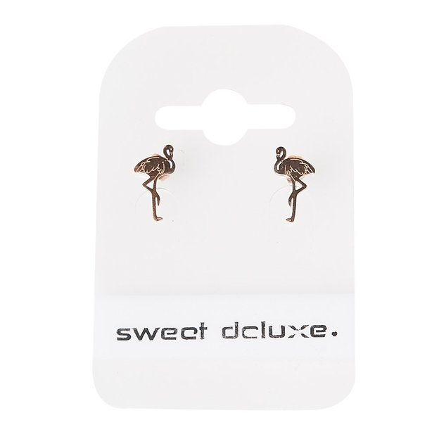Sweet Deluxe Ohrstecker Flamingo
