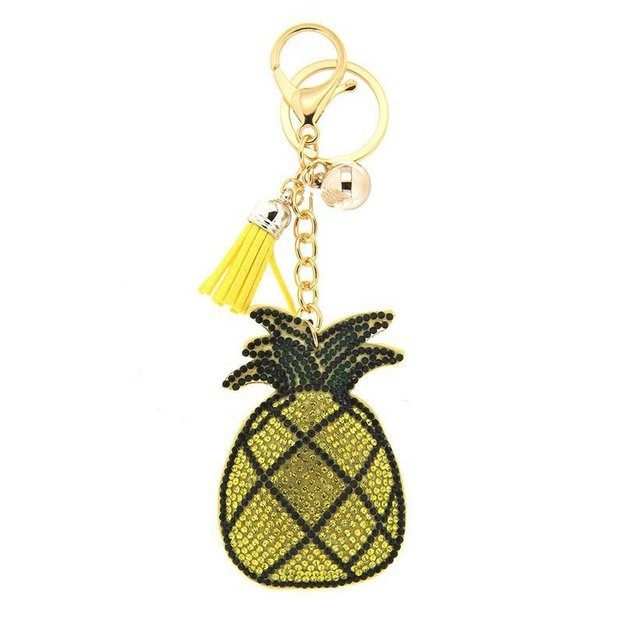 Sweet Deluxe Schlüsselanhänger Ananas