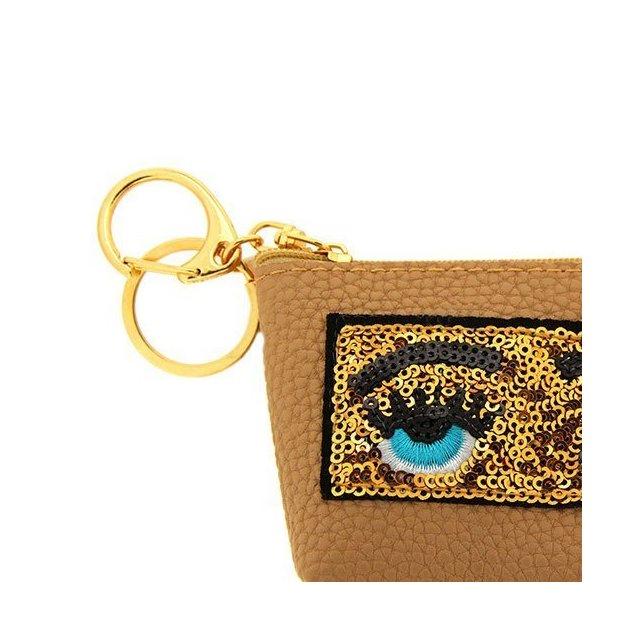 Sweet Deluxe Schlüsselanhänger Etui Eyes
