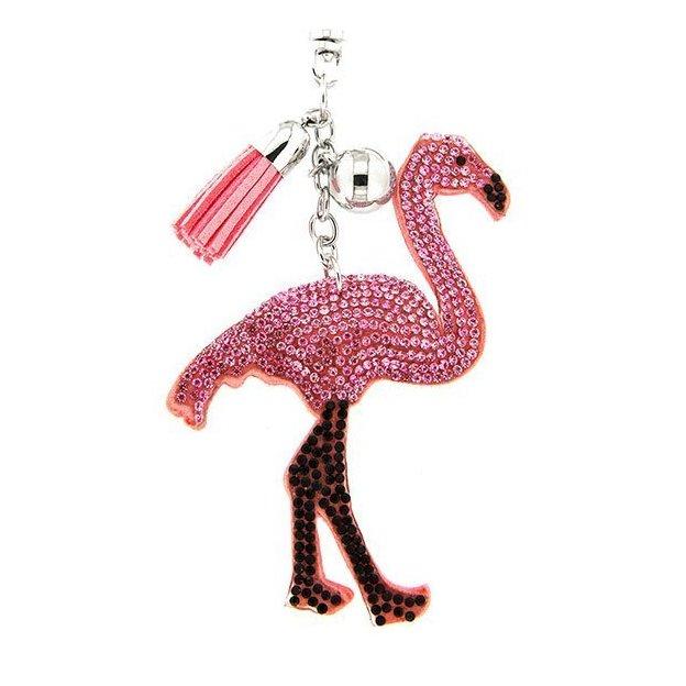 Sweet Deluxe Schlüsselanhänger Flamingo
