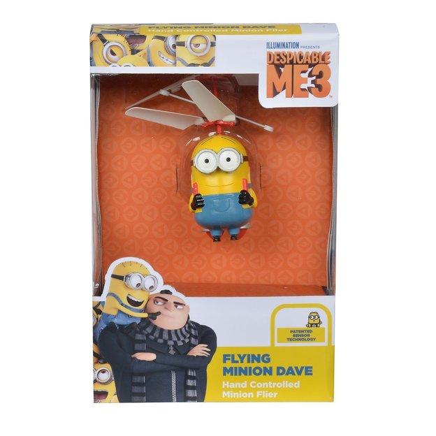 RC Fliegender Minion Dave