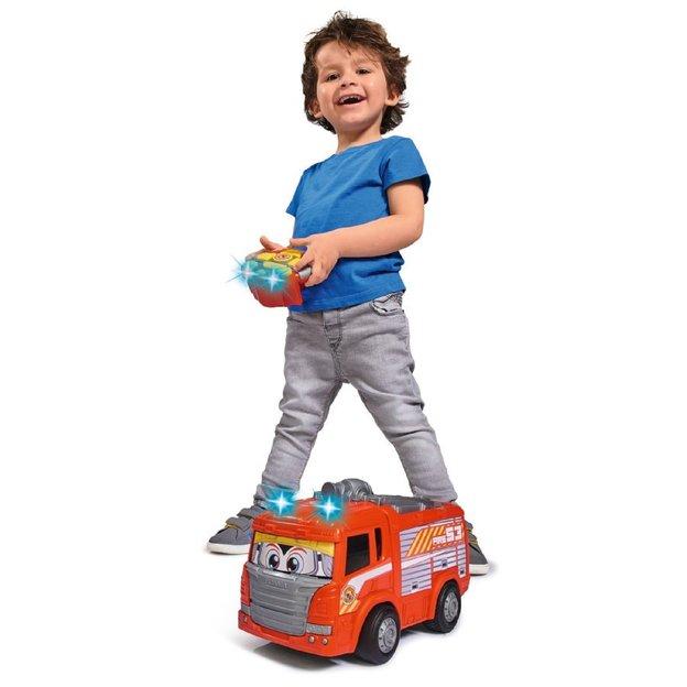 RC Happy Scania Feuerwehrauto