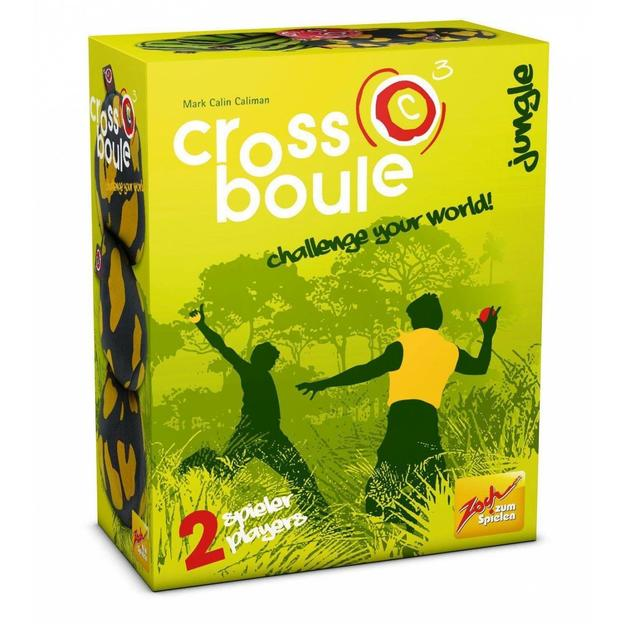 Jeu de boules Crossboule Jungle