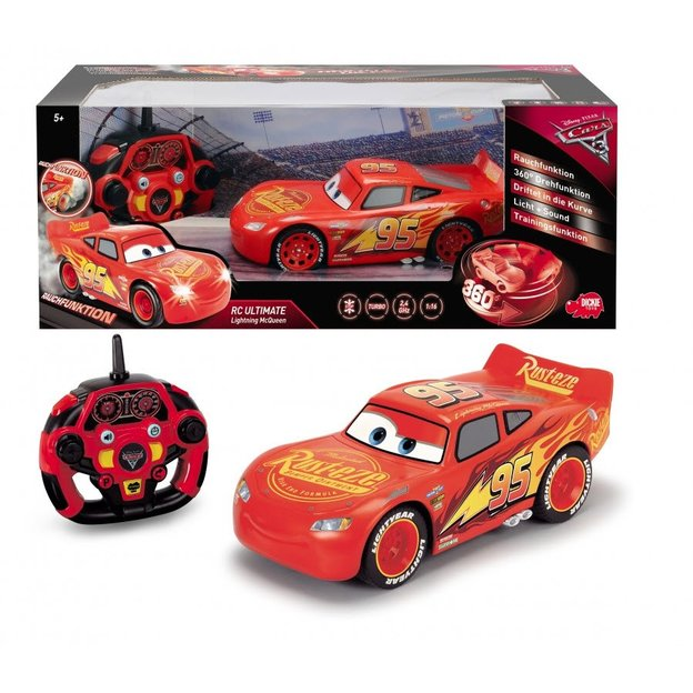 RC Cars 3 Ultimate Lightning McQueen