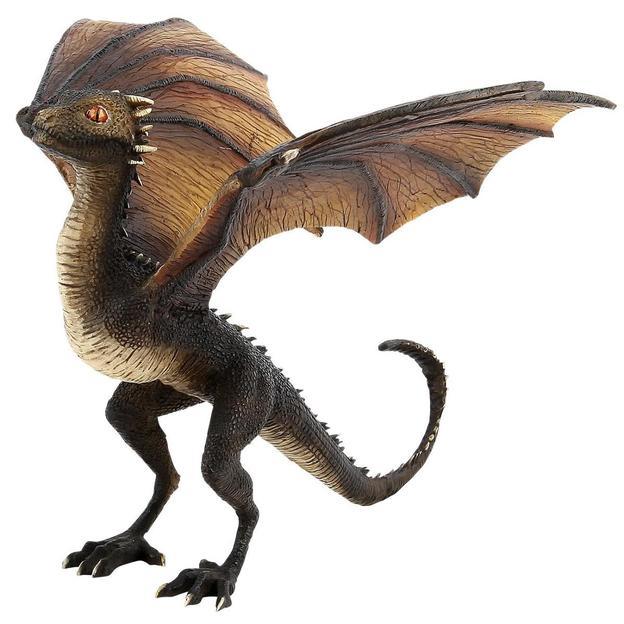Game of Thrones Skulptur Drogon Baby Dragon 12 cm