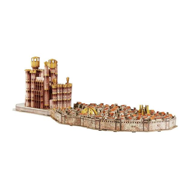 Game of Thrones 3D Puzzle King's Landing