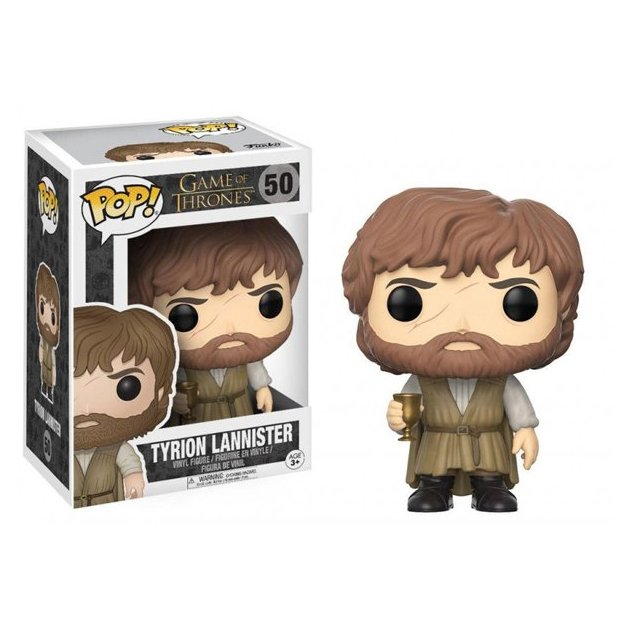 Game of Thrones Figur Tyrion Lannister 9 cm