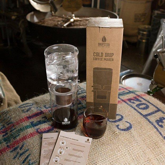 DRIPSTER - der Dripper für Cold Brew Kaffee