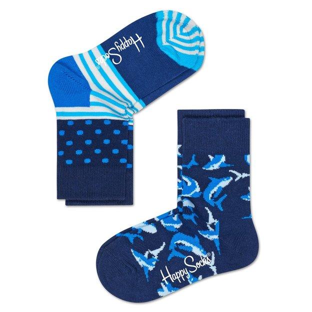 Happy Socks Kids 0-12 M. Gift Box