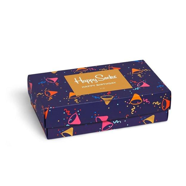 Happy Socks Singing Birthday Box