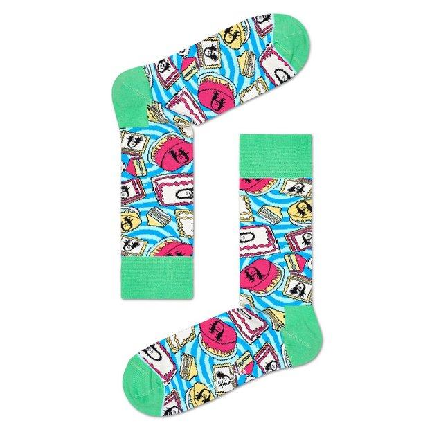 Happy Socks Cake Gift Box Steve Aoki