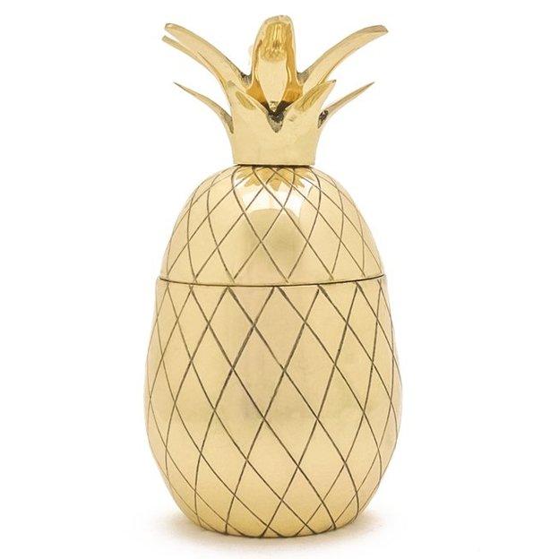 Coupe Ananas de W&P Design NYC, or