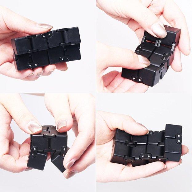 Infinity Cube - Magischer Faltwürfel