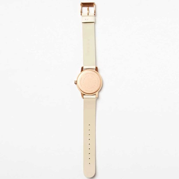 Simple Watch Co. Kent 38mm Gold White