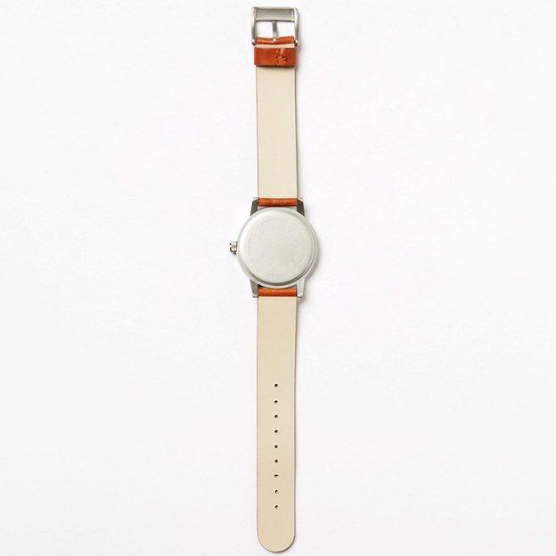 Armbanduhr Simple Watch Co. Kent 38mm Tan Silver White