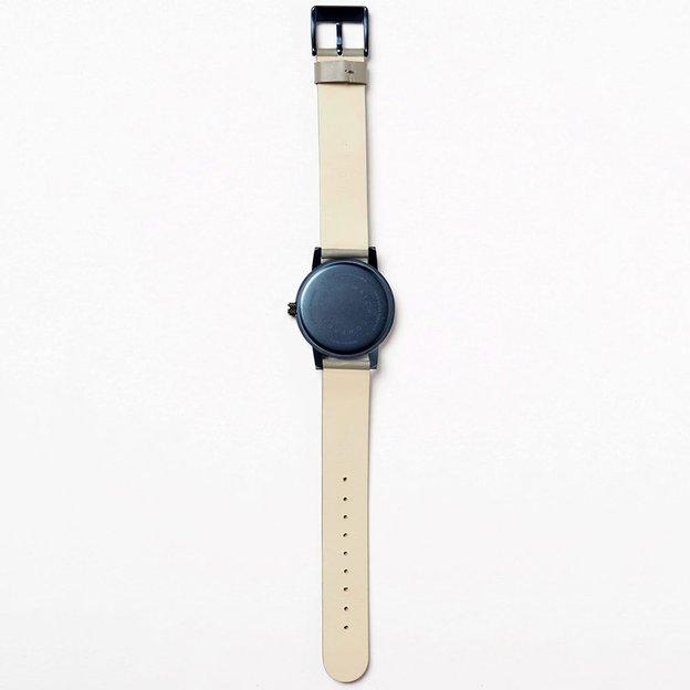 Montre Simple Watch Co. Kent 38mm Navy Grey