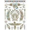 Flash Tattoos American Natives Vol. 2