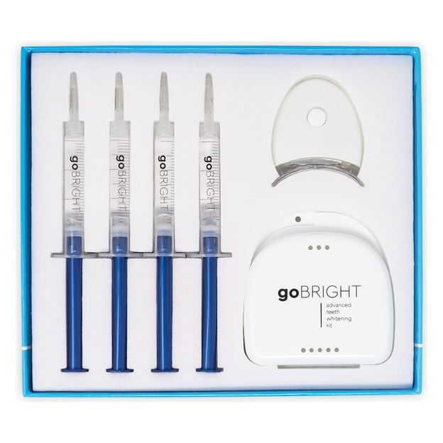 Zahnaufhellung GoBright Kit