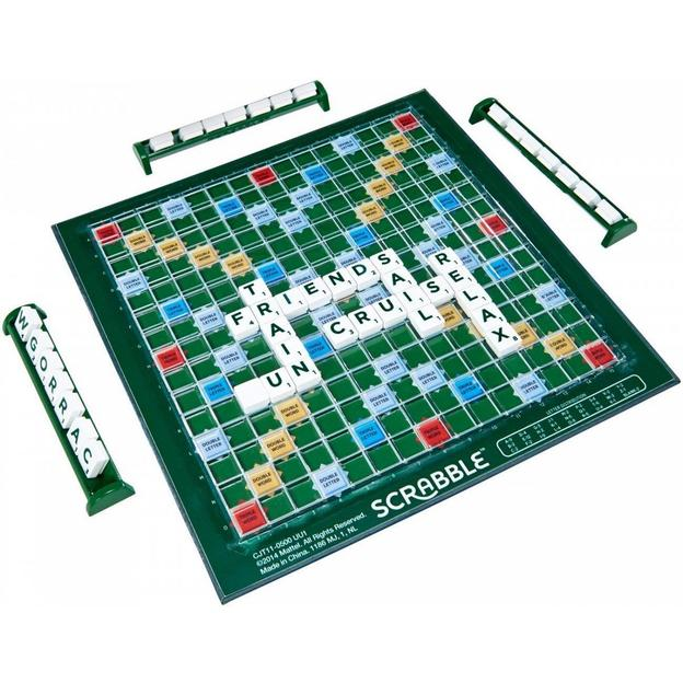 Scrabble Kompakt - Reise Edition