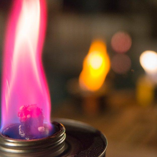 Torche de jardin colorée Color Torch