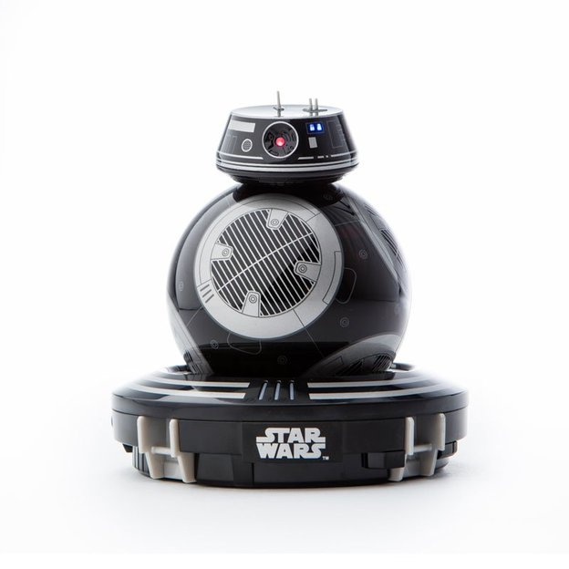 Droïde Star Wars connecté BB-9E de Sphero