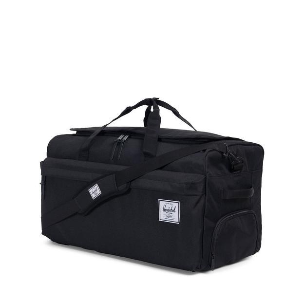 Herschel Reisetasche & Rucksack 2 in 1 Outfitter Black