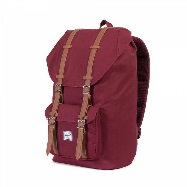 Herschel Rucksack Little America Windsor Wine
